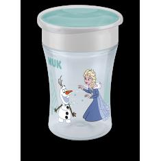 "NUK Некапечка Чаша Magic Cup Evolution ""Frozen"" 230мл (8+мес.)"