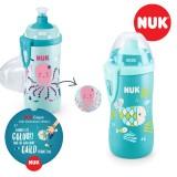 "NUK шишенце некапечко Камелеон ""Junior Cup Color Change"" (36+m.)"