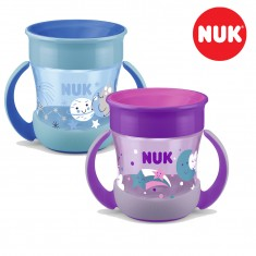 "NUK Некапечка Чашка ""Mini Magic Cup Glow in the Dark"" 160ml (6+мес.)"