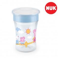 "NUK Некапечка Чаша Limited Edition ""Magic Cup Peppa Pig"" 230мл (8+мес.)"