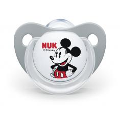 "NUK Цуцла Лажалка Disney ""Mickey Mouse"" (0+м.)"