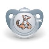 """NUK Цуцла Лажалка силикон Disney """"Winnie The Pooh"""" (0+м.)"""