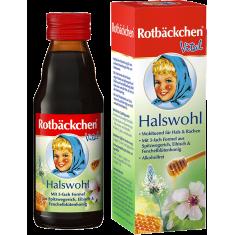 Rotbackchen Vital Halswohl (Здраво Грло, 1+ година)