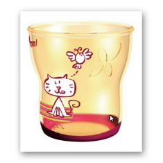 "Tigex Baby Чашка ""MICRO"" (3+мес)"
