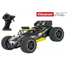 """CARRERA кола со далечинско управување """"Buggy Green"""" (6+г.)"""