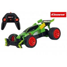"""CARRERA кола со далечинско управување """"Green Lizzard II """" (6+г.)"""