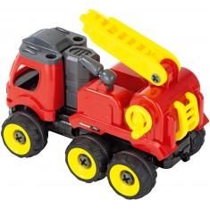 "CARRERA Пожарна со далечинско ""First Fire Engine"" (3+г.)"