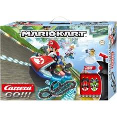 "CARRERA GO Тркачка Стаза 4.9m ""Super Mario Kart"" (6+г.)"