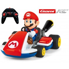 "CARRERA Кола со далечинско ""Super Mario Kart - 35цм"" (6+г)"