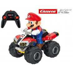 "CARRERA Quad мотор со далечинскo ""Super Mario QUAD"" (6+г)"