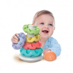 Clementoni Baby Clemmy Сложувалка Прстени (10-36 mes.)