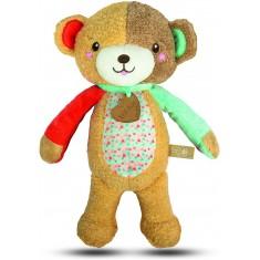 "Clementoni Baby ""Кадифено Мече - Love Me Bear"" (0+ mes.)"