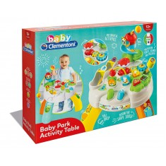 Clementoni Baby Clemmy Интерактивна Масичка  (12+мес.)