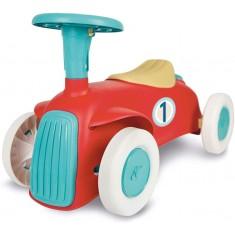 "Clementoni Мојата прва кола на буткање ""My First Car Red"" (12-36 мес.)"