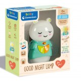 "Clementoni Музичка ноќна Лампа ""Good Night Lamp"" (0+ мес.)"