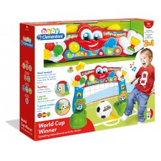 "Clementoni Интерактивен Гол ""World Cup Winner"" (18+мес.)"
