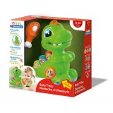 "Clementoni Clemmy Baby ""Интерактивен Диносаур - Т-Rex"" (10-36 мес.)"