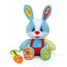 """Clementoni Clemmy Baby """"Интерактивен Зајак - Лило"""" (10+ мес.)"""