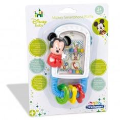 """Clementoni Baby Тропка-Глодалка """"Mickey Mobile Phone""""(3+мес.)"""