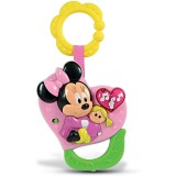 """Clementoni Baby Електронска Тропка-Глодалка """"Minnie Mouse Heart""""(3+мес.)"""