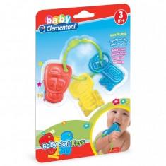 """Clementoni Baby Глодалка """"Клучеви """"(3+мес.)"""