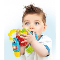 """Clementoni Baby Електронска Тропка-Глодалка """"Клучеви""""(3+мес.)"""