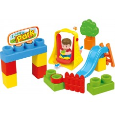 """Clementoni Clemmy Play Set """"Funny Park"""" (18+ мес.)"""
