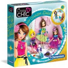 """Clementoni Crazy Chic """"Мојата Кукла Ланче"""" (7+год.)"""