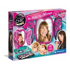 "Clementoni Crazy Chic ""Огледало со Шминки  Make Up Mirror"" (6+год.)"