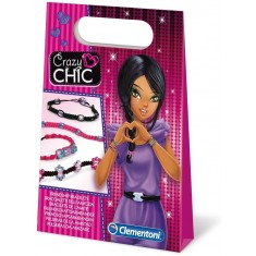 Clementoni Crazy Chic  Алки на Пријателство - Friendship Bracelets(7+год.)