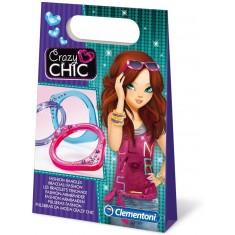 Clementoni Crazy Chic  Модни Алки - Fashion Bangles(7+год.)