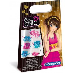 Clementoni Crazy Chic Алка Со Порака - Word Bracelets(7+год.)