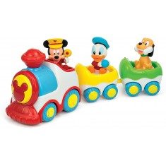 Clementoni Disney Baby Mickey Mouse Musical Train (6+mes.)