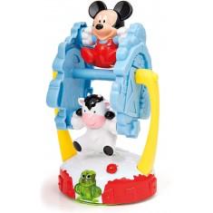 """Clementoni Disney Baby Вртелешка """"Фармата на Mickey Mouse"""" (6-36 мес.)"""