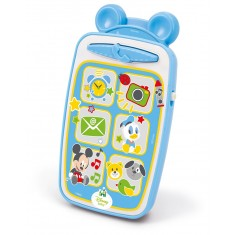 """Clementoni Clemmy Baby """"Mickey Smartphone"""" (9-36 mes.)"""