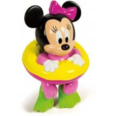 """Clementoni Baby играчка за бања """"Minnie Пливач"""" (10+ mes.)"""