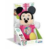 Clementoni Disney Baby Minnie светлечка плиш кукла 6+мес.