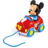 "Clementoni Disney Baby ""Mickey Pull Along Car"" (10-36 мес.)"