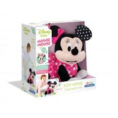 """Clementoni Disney Baby интерактивна кукла """"Minnie Crawl with me"""" (6-36 mes.)"""