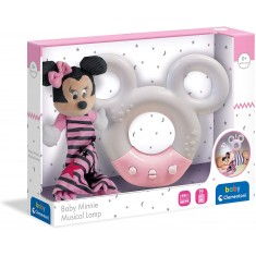 "Clementoni Disney Minnie ""Музичка Лампа Sound & Colour"" (0+mes.)"