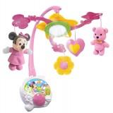 Clementoni Disney Baby Minnie Музичка вртелешка за кревет 0+ мес.