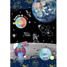 """Clementoni National Geographic """"Space Explorer"""" Puzzle 104пар. (6+год.)"""