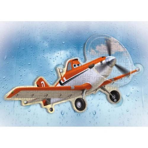 "Clementoni Пазли за Прозорец или огледало ""Planes""60pcs (5+год.)"