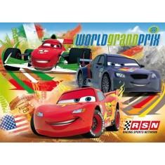 "Clementoni Disney Макси Пазли 30пар. ""Disney Cars 2"" (3+год.)"