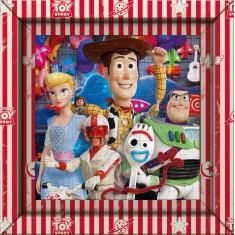 Clementoni Disney Toy Story 60pcs Puzzle со рамка (6+год.)