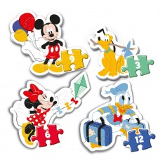 Clementoni My First Puzzle Disney Baby (2+год.)