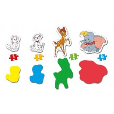 Clementoni My First Puzzle Disney Classic (2+год.)