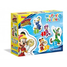 "Clementoni Disney My First Puzzle ""Mickey Mouse Roadster Racers"" (2+год.)"