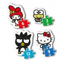 """Clementoni My First Puzzle """"Hello Kitty"""" (2+год.)"""