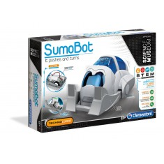 "Clementoni Science and Play ""Sumobot Robot"" (8+год.)"